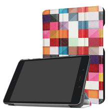 "Cover Case For Asus Zenpad Z8s ZT582 ZT582KL 7.9"" Smart Case Funda Tablet Released PU Folding Slim Stand Shell +Film+Pen - leathernbags"