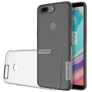 Oneplus 5T Case NILLKIN Luxury Ultra Thin Transparent Case For One Plus 5T Soft Silicone TPU Phone Back Cover For Oneplus 5T |  USA I USA - leathernbags