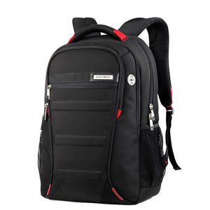 Men Women 15/16/17 inch Laptop Backpack Waterproof Business Computer Package High School Students Laptop Bag Travel Leisure Bag - leathernbags
