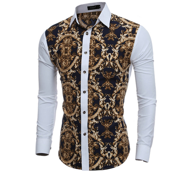 Mens Slim Fit Lux Edition Shirt