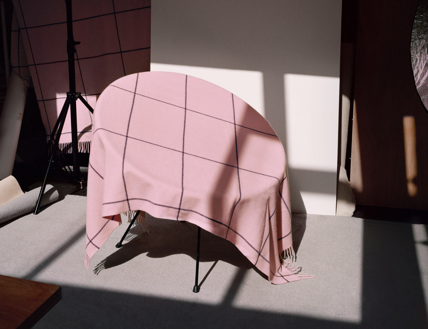 Mathilde Agius for The Gentlewoman x Paul Smith Lambswool Blanket