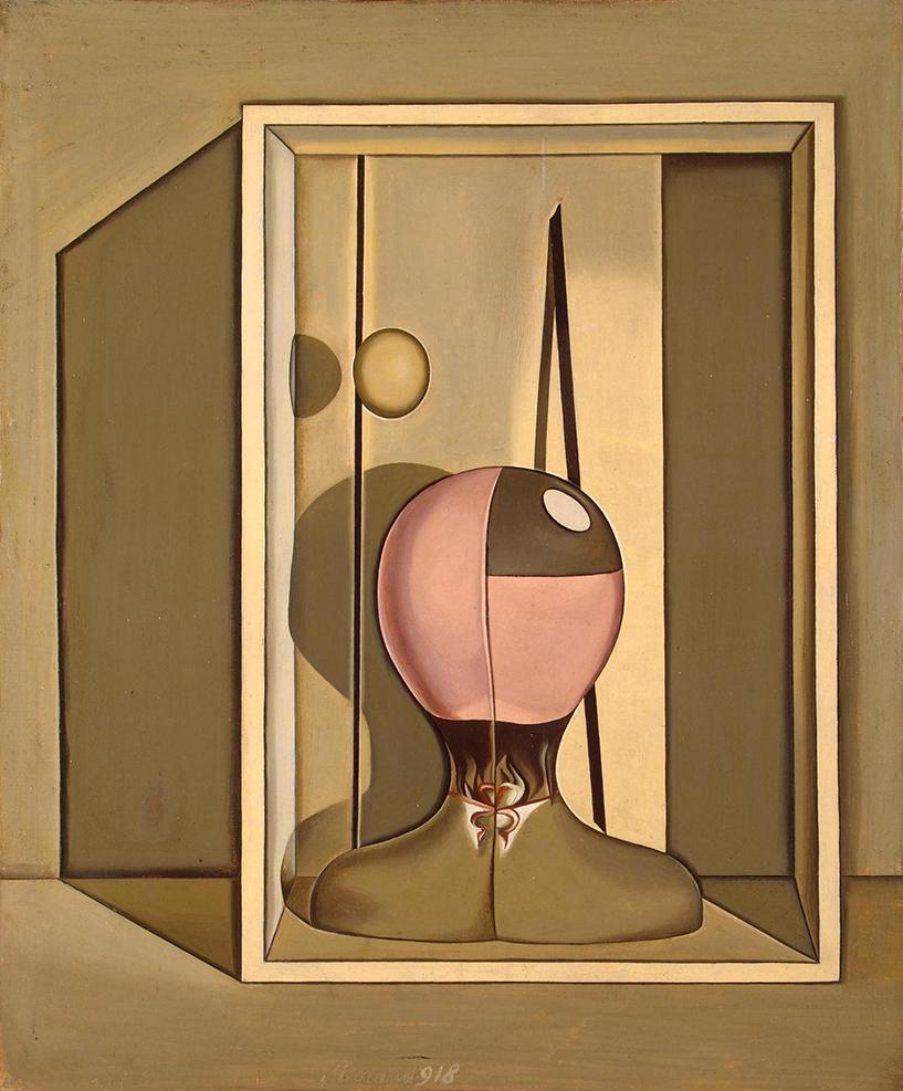 Giorgio Morandi, Metaphysical Still Life