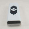White USB Lighter, Rechargeable and FlamelessElectronics