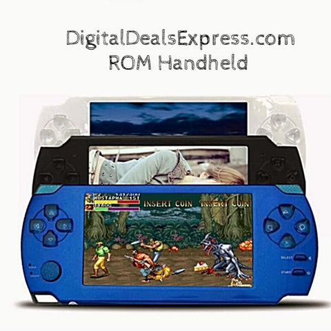 Handheld Video Game Console, ROM PlayerElectronics
