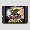 Alisia Dragoon 16 bit MD Game Card For 16 bit Sega MegaDrive Genesis game consoleElectronics
