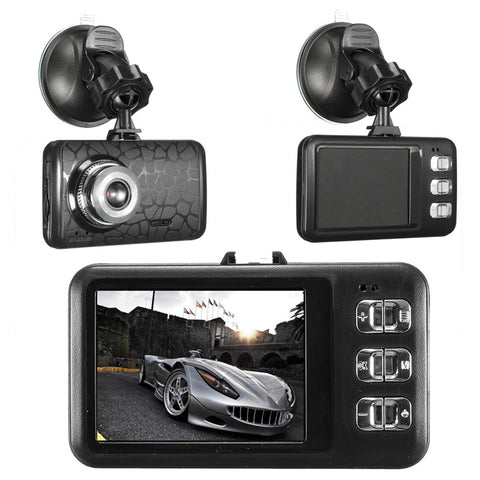 Car DVR Camera 2.4 Inch Full HD 1080P Registrator Recorder Motion Detection IR Night Vision G-Sensor Dash CamElectronics