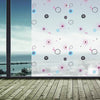 Long Self-adhesive Film Window Film Frosted Glass Sliding Door Bathroom Window Stickers Translucent Opaque 45*100cm/45*200cmHome