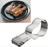 Musical guitar cutting violin stainless steel cute cutting biscuit mould cake moulds fruit sugar mold baking toolsKitchen
