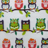 "Self Adhesive, Privacy, Decorative Window Film Owls 18""x40""Home"