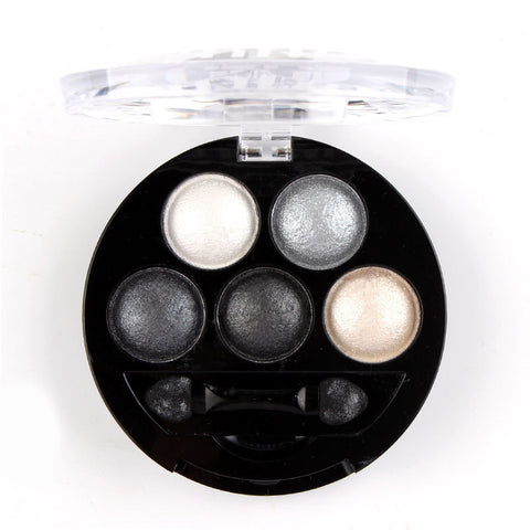 Professional Eyes Shadow Makeup Pigment Cosmetic Shining Eyeshadow Palette with Brush Beauty Tool YF2017Cosmetics