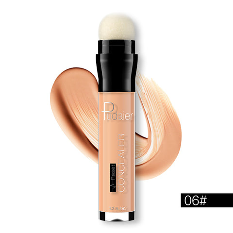 Professional Concealer Pen Oil-control Brighten Professional Pores Freckle Removing Foundation Contour PaletteCosmetics
