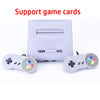 Retro mini SNES nintendo style 8bit console, supports Game cardsElectronics