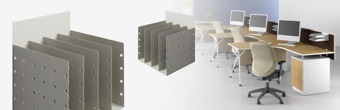 Rapid Screen Partition Document Divider