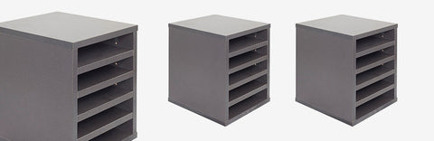Supa Staka Supa Box - A4 Document Tray