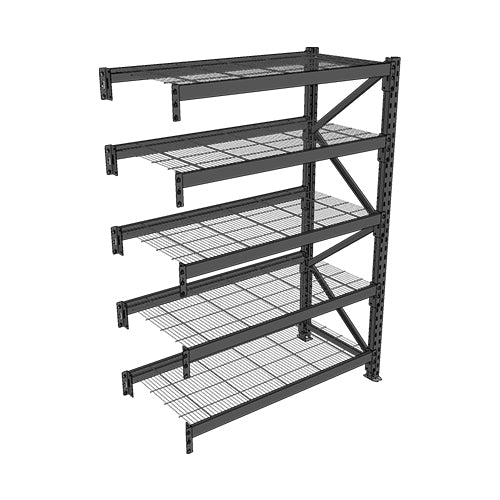 Long Span Shelving-Add On Bay-5 levels