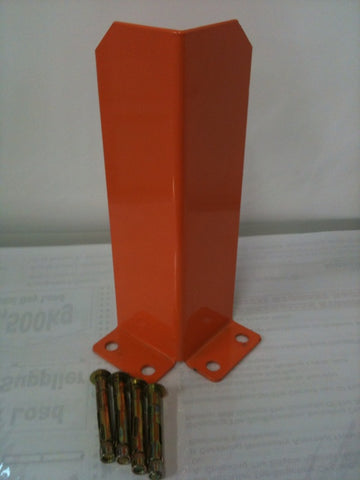 400mm Racking Corner  Protection Guard with Dynabolts