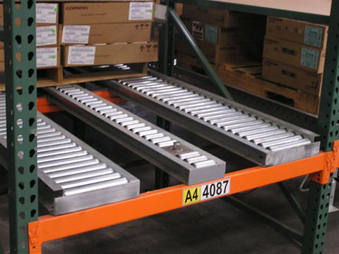 Carton Flow Pallet Racks