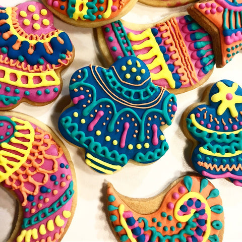 Moroccan Wedding Biscuits