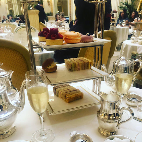 High Tea at The Ritz London