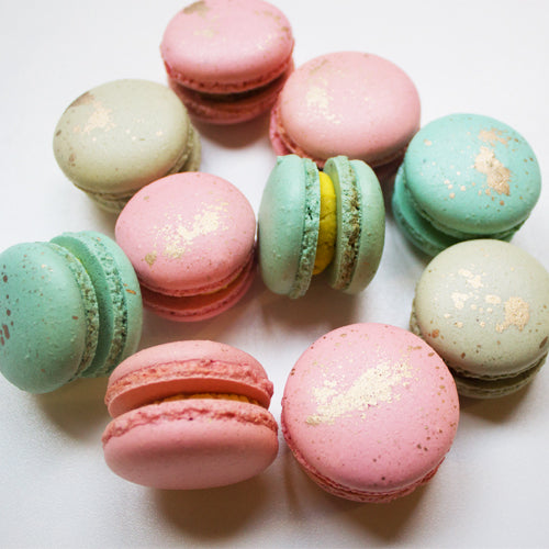 Le Marais - Box of 10 Macarons