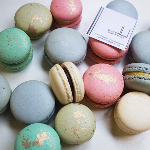Montmartre - Box of 20 Macarons