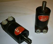 Lot of 2 Danfoss Orbital Hydraulic Motor OMM 12.5