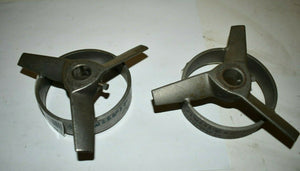 "Lot of 2 Lightnin Mixer 5.2"" Impeller C/W Stabilizer 808888M1PSP"