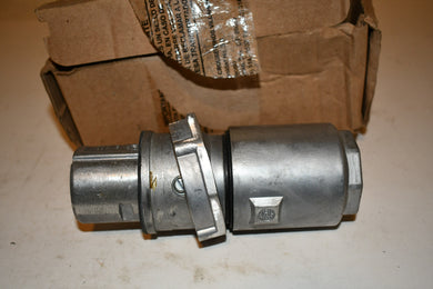 Crouse Hinds M4 Plug Body Grounded APJ3375
