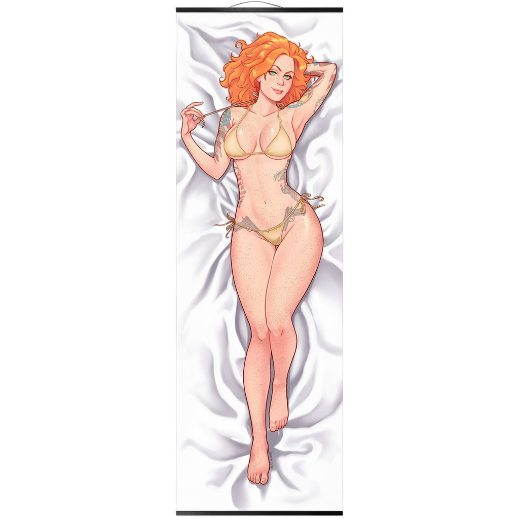 SFW Waifu Regina Wall Scroll