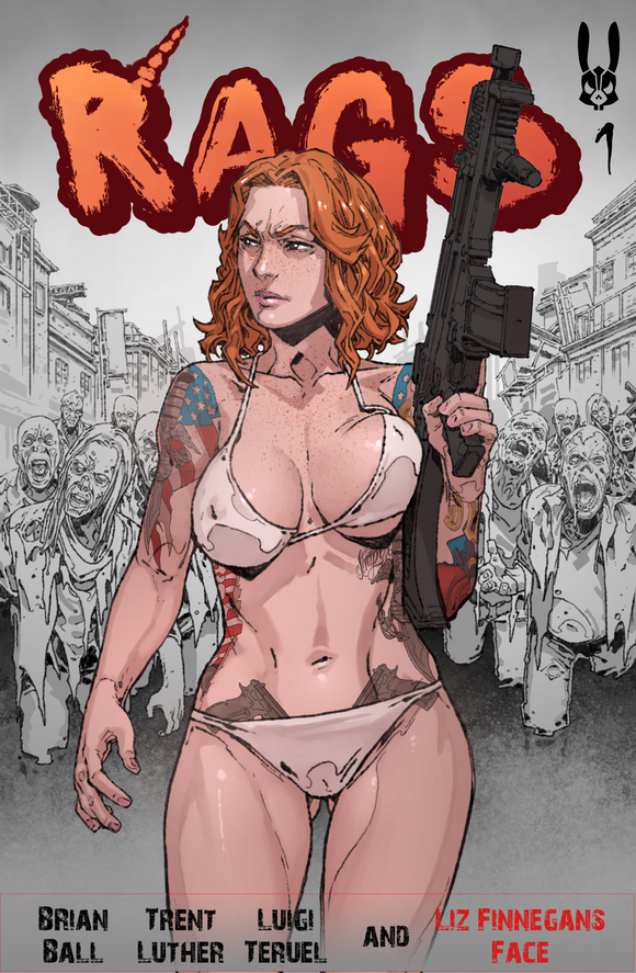 RAGS: Issue 1 Censored - Digital