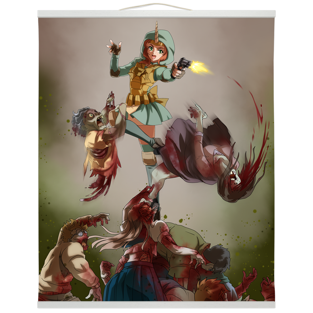 Sailor Ragowski Wall Scroll