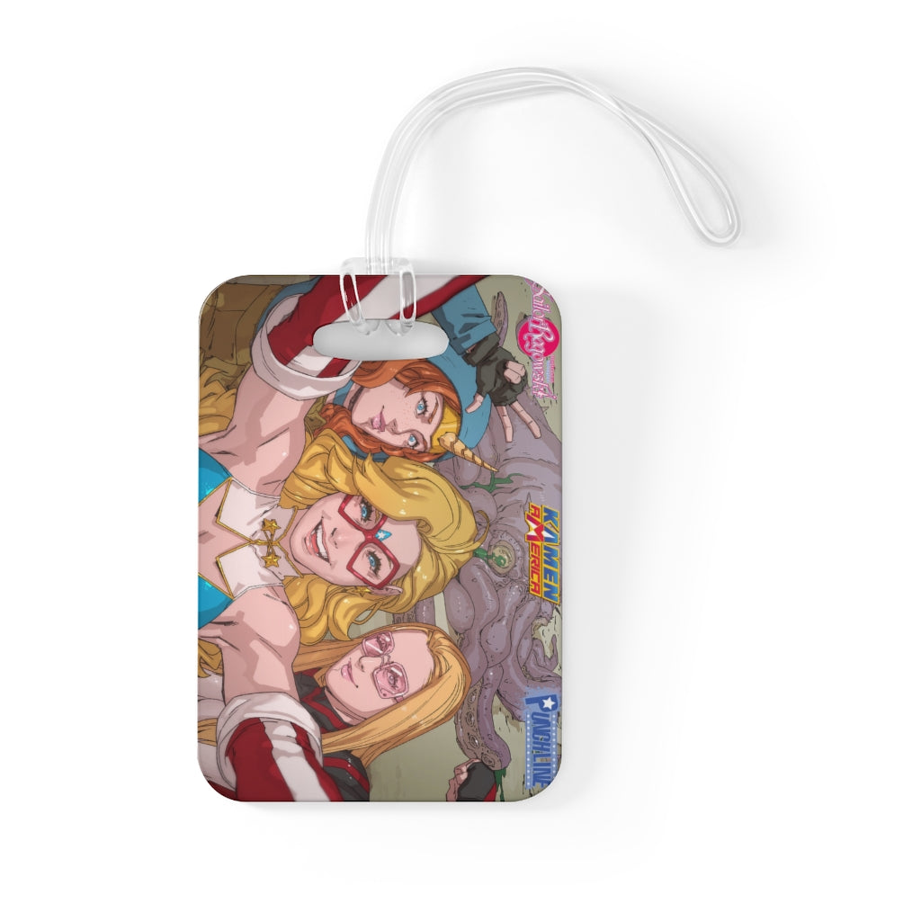 Sailor Ragowski, Kamen & Versema Bag Tag