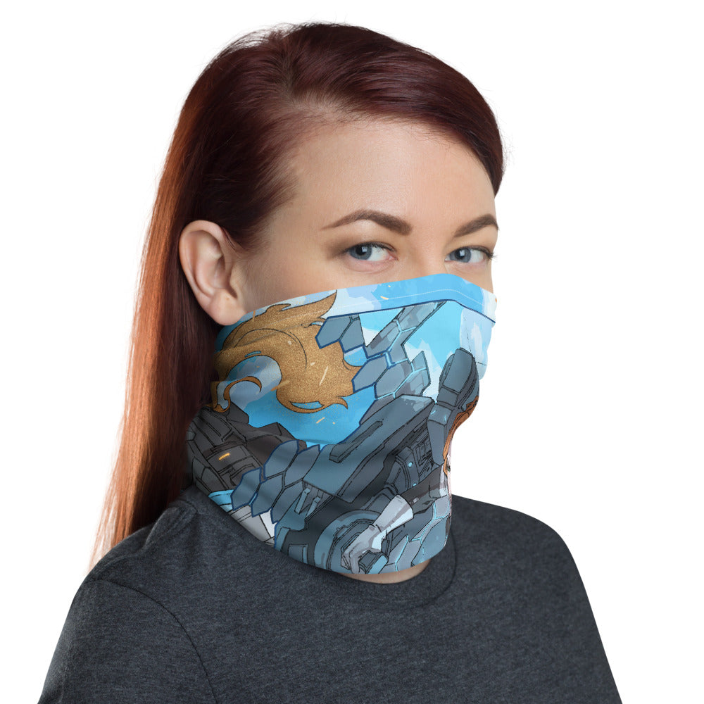 Mecha (Regina) Neck Gaiter