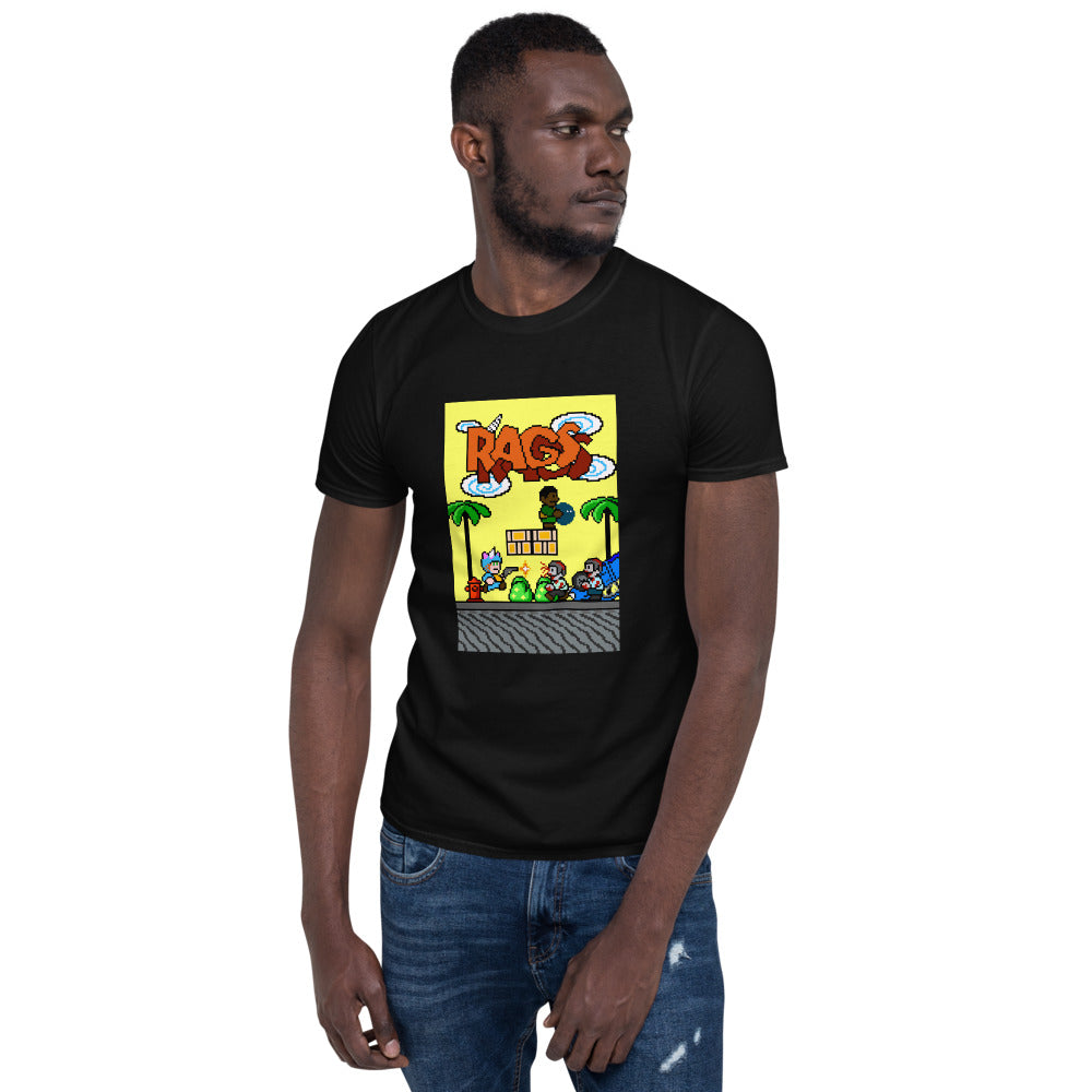 Super Ginger Bros Unisex T-shirt