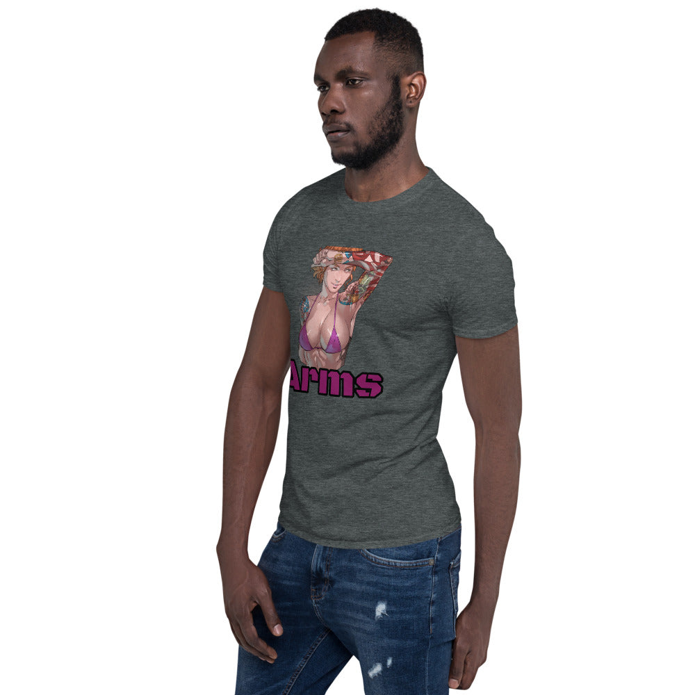 Arm Workout Unisex T-Shirt