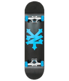 Zoo York Standard Skateboard Complete - Midnight 8.0 Pre-Built