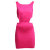 Bodycon Side Cut out dress