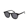 Maré Matte Black - Angle View - Grey lens - Mawu sunglasses