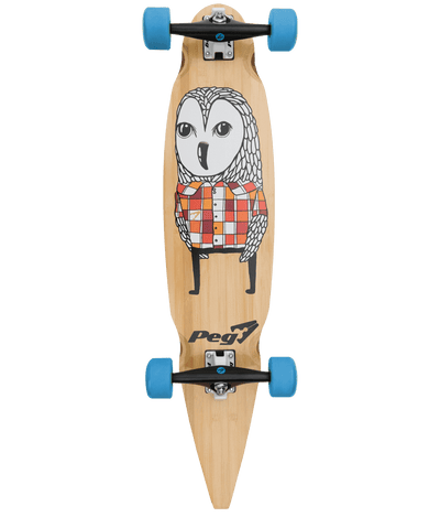 "37"" Pin Tail - Owl"