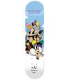 Enjoi Custom Skateboard Complete - Pilz Suburban Outfitters 8.375 Build your own
