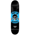 Zero Custom Skateboard Complete - Shut Up & Skate Blue 8.0 Build Your Own