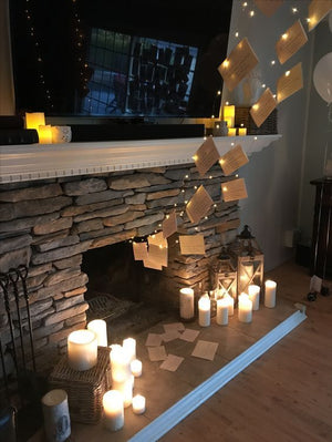 Gorgeous fairy lights for your bedroom décor, event, or party!