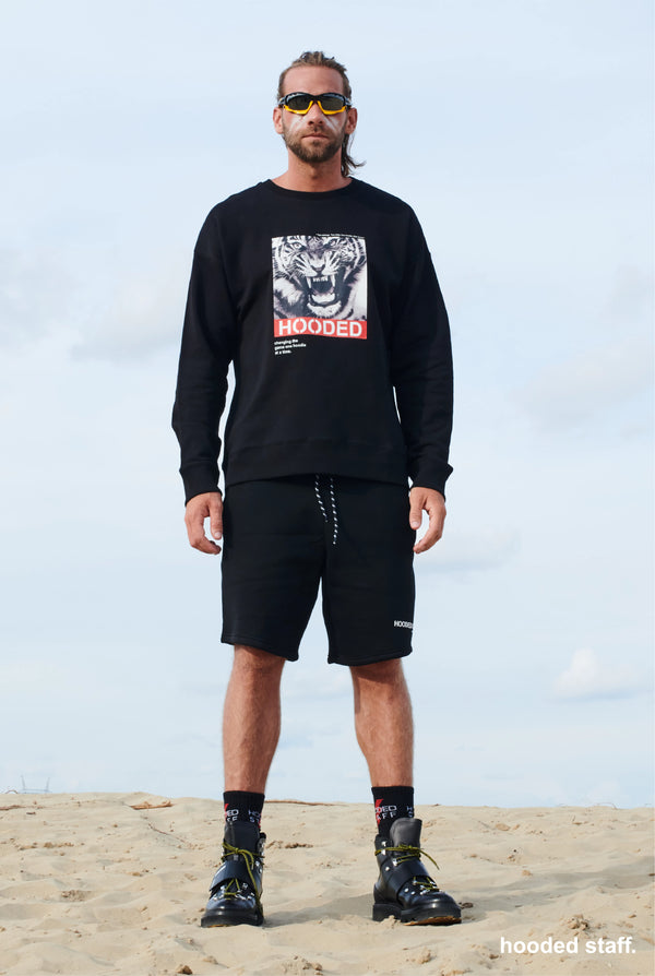 RAWR sweatshirt black