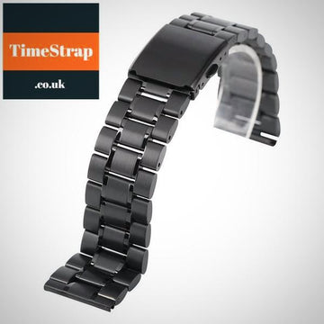 Bracelet Ellipse II 22mm (2 colour options) TimeStrap Silver / 22mm