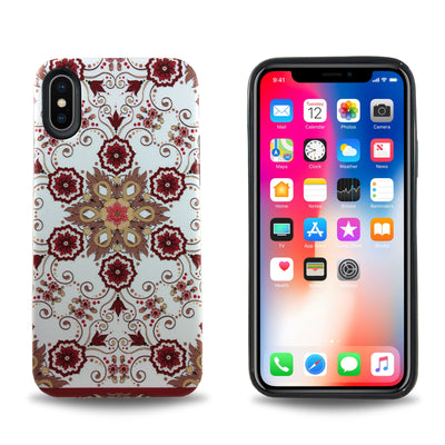 New Design Case for iPhone X - Flowers