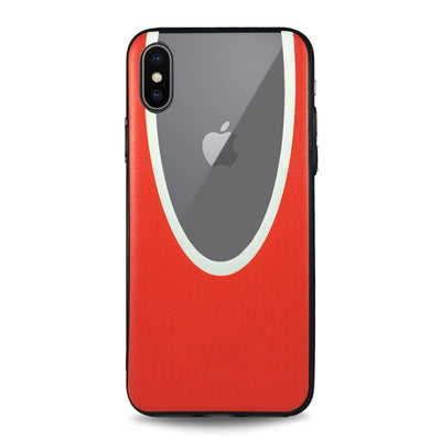 Ferro Case for iPhone X - Red
