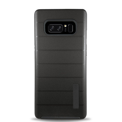 Clear Dual Layer Armor Case - Black