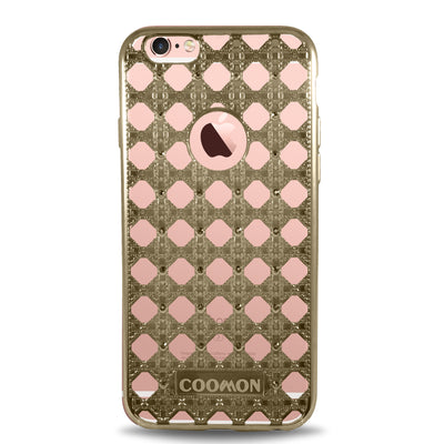 Common Case for iPhone 5/5S/5SE - Gold