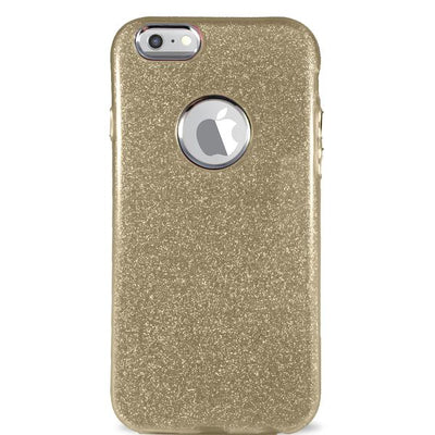 Glitter Case for iPhone 6/6S - Gold
