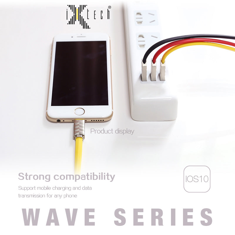 i-Xtech Wave Series Flat Cable